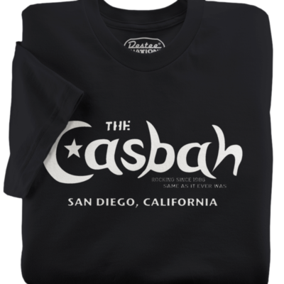 Casbah Black T-Shirt