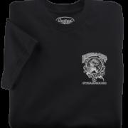 Buffalo Chip Saloon Black T-Shirt