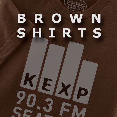 Brown T-Shirts