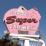 Elephant Car Wash T-Shirt
