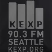 KEXP Black T-Shirt