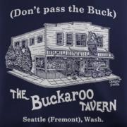 Buckaroo Tavern Navy T-Shirt