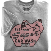Elephant Car Wash Athletic Heather T-Shirt