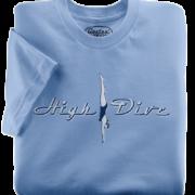 High Dive Ocean Blue T-Shirt