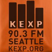 KEXP Orange T-Shirt