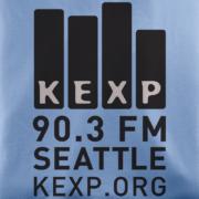 KEXP Ocean Blue T-Shirt