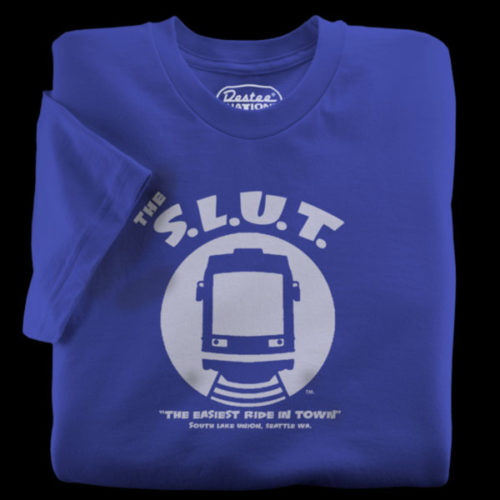 South Lake Union Trolley T-Shirt