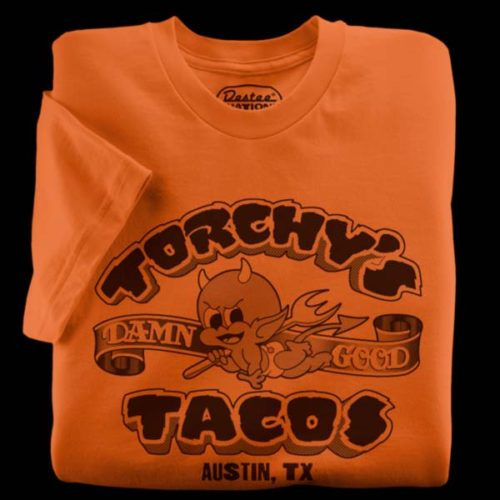 Torchy's Tacos Orange T-Shirt