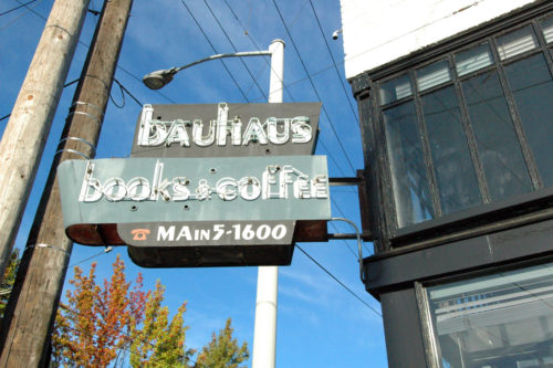 Bauhaus Books & Coffee T-Shirt