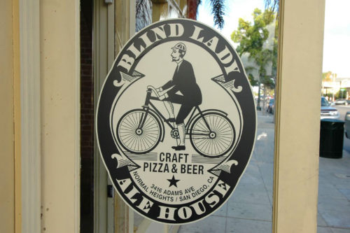 Blind Lady Ale House T-Shirt