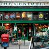 Central Saloon Black T-Shirt