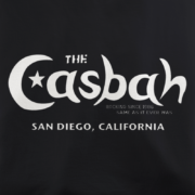 Casbah Black T-Shirt