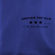 Ernie's Tin Bar Blue T-Shirt