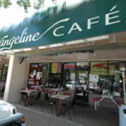 Evangeline Cafe in Austin Texas