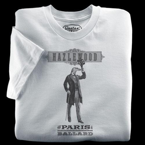 Hazlewood Silver T-Shirt