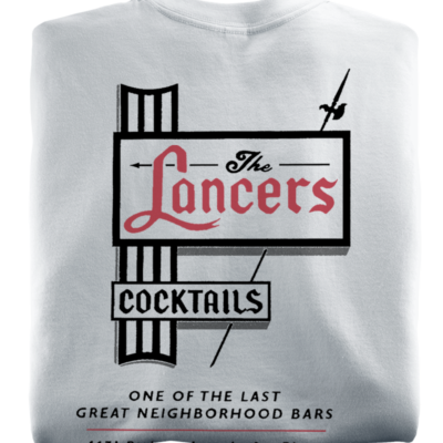 Lancers Cocktail Lounge T-Shirt