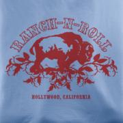 Ranch N Roll Ocean Blue T-Shirt