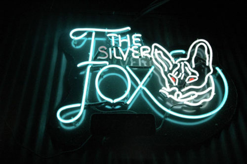 The Silver Fox Lounge T-Shirt