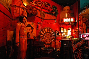The Continental Club in Austin Texas