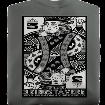 3 Kings Tavern t-shirts from Denver Colorado