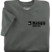 3 Kings Tavern t-shirts from Denver Colorado