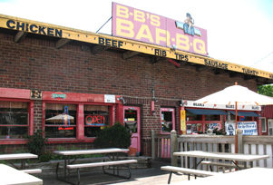 B.B.'s Lawnside Bar-B-Q Kansas City Missouri