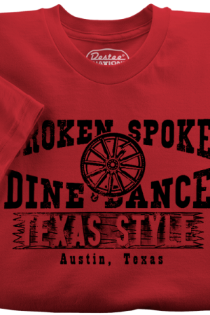 The Broken Spoke in Austin Texas