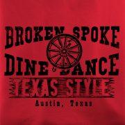 The Broken Spoke in Austin Texas