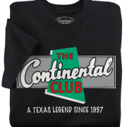 The Continental Club in Austin Texas