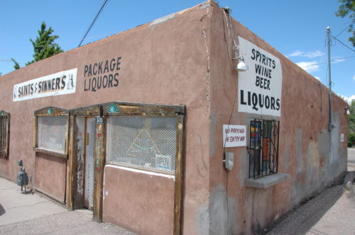 Saints & Sinners Liquors in Espanola New Mexico