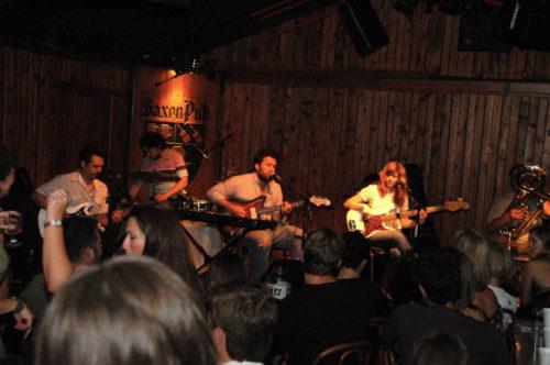 The Saxon Pub in Austin Texas