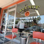 Avenue Barbershop in Austin Texas T-Shirts