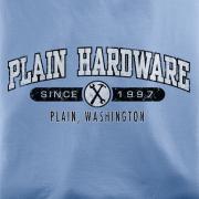 Plain Hardware in Plain Washington T-Shirt