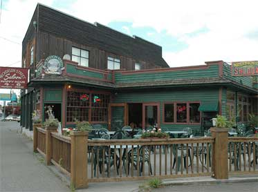 Nickerson Street Saloon in Seattle Washington