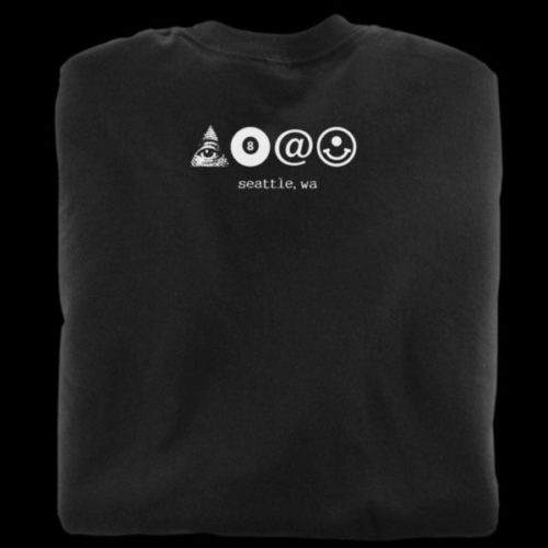 Cyclops black t-shirt